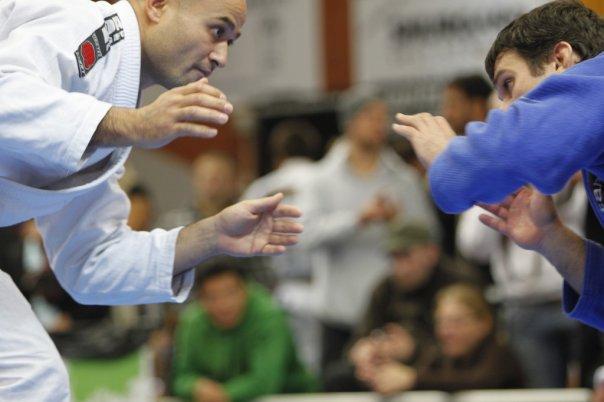 Competing in Scandinavian Open