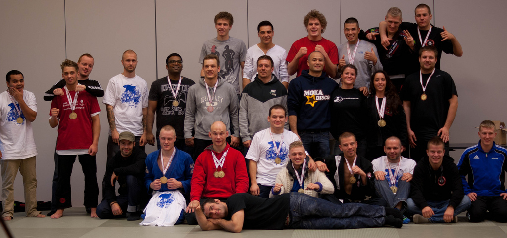My team in Denmark, CheckMat all the way