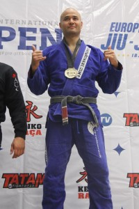Winning the London Open BJJ