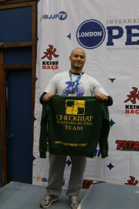 Silver at the European Open No-Gi