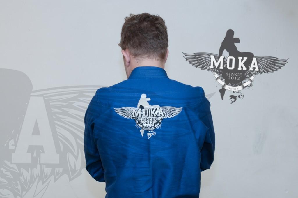 The new Moka Hardware blue gi