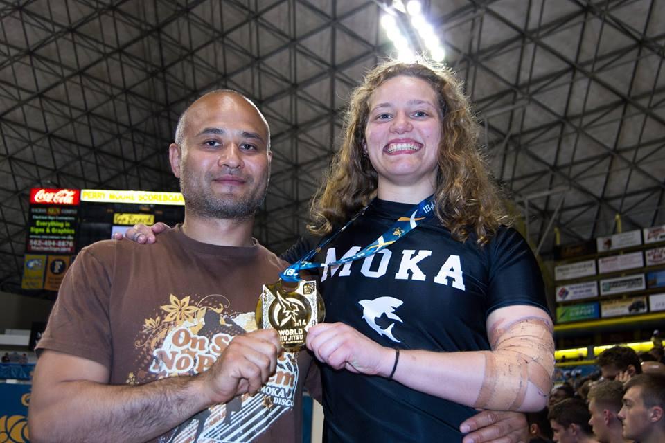 Janni vinder VM Black Belt Adult som første fra scandinavien