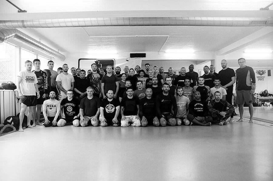 Demian Maia Seminar 2016