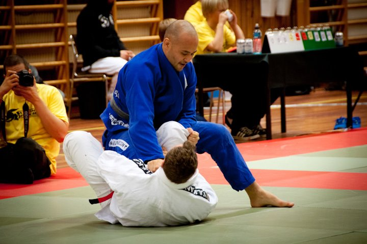 Why you should compete in BJJ