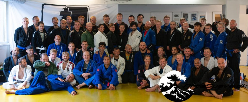 Summer Camp BJJ 2019 with Leo Vieira